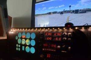 Simulador de vuelo Simulastur