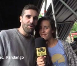 Saludo de Fuel Fandango para el canal de YouTube Metrópoli Gijón