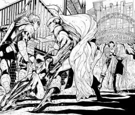 portada de Catwoman DC Comics (Sandoval-Tarragona