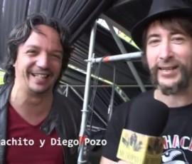 Muchachito y Diego Pozo en Metrópoli Gijón